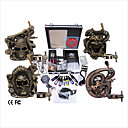Professional Tattoo Machine Kit Completed Set With 4 Tattoo Gun Machines