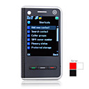 H710 doppia scheda quad band flat touch screen del telefono cellulare (2GB TF card) (sz00720682)