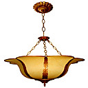 Elegant 3-light Bowl Pendant(0860-J-1157~3)