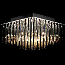 Rectangular 16-light Crystal Ceiling Light(0863-4532)