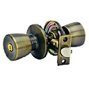 High Quality Steel Keyed Entry Door Knob Lock (0799-6071AB-ET)