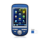 G4 Windows Mobile 6.5 Single Card Quad Band GPS WIFI Flat Touch Screen Smart Cell Phone (2GB TF Card)