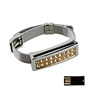 Fashionable Bracelet USB Flash Drive (2GB to 16GB)