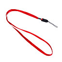 Stylish Neck Strap for Cell Phones and Gadgets (Red)