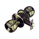 Zinc Alloy Keyed Entry Door Knob Lock (0799-5886-ET). More Colors Available