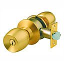High Quality Solid Brass Keyed Entry Door Knob Lock (0799-5831SB-ET). More Colors Available