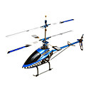 Walkera HM LAMA3 + WK-2801 PRO 6CH 2.4G RC Helicopter(H300408230522)