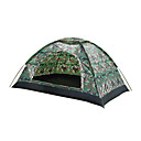 7 X 5-Feet Two-Person Single Layer Camouflage Trail Tent(0956-05.31-HW-8)