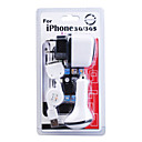 3-in-1 kit caricabatterie Mobile per iPhone (spina CA / caricatore per auto / cavo usb)