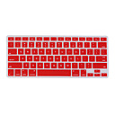 Universal Anti-Dust Keyboard Cover for Laptop (Red)