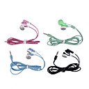 4 PCS Stereo Earphones Set for iPhone