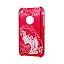 Trendy Protective Case Cover for iPhone 3G/3GS (Red)