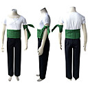 Cosplay Costume Inspired by One Piece Roronoa Zoro
