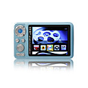 2gb player mp3/mp4/game 2,4 polegadas com câmera (hf167)