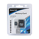 1GB Micro SDHC Memory Card with SD Adapter Customize - Input File and Print Logo (CMC005-Custom)