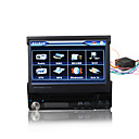 "7 ""1 DIN In-Dash-Auto DVD-Player - abnehmbares Panel - RDS Radio-Digital-TV-bluetooth-usb-sd-ipod-GPS-7101s (szc5619)"