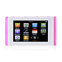 8gb 2,8 inch TFT-LCD mp3/mp4/video/camera/dv/game/ebook/fm draagbare mediaspeler (hy109)