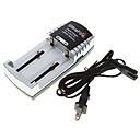 UltraFire WF-188 Rapid Charger for 3.2V/3.7V Lithium Batteries (100~240V)