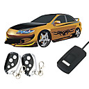 Fingerprint Car Security System with GSM Alerts