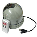 dome bewakingscamera met afstandsbediening en 1 / 3 inch sony ccd