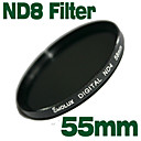 Emolux Neutral Density 55mm ND8 Filter(SQM6010)