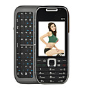 E75 Style Quad Band TV Cell Phone Black (2GB TF Card)
