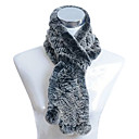Rabbit Hair Scarf / Women's Fur & Leather (FF-E-BH07362111)