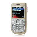 h75 doble tarjeta de banda fm bluetooth teclado QWERTY del telfono celular (tarjeta de 2GB TF) (sz08560075)