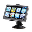 5-Zoll-HD-Touchscreen GPS-Navigationssystem-Bluetooth-avin-Multimedia-Spiele-FM-Transmitter (szc6248)