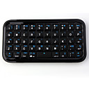 Mini Wireless Bluetooth Keyboard for iPad/iPhone (Black)
