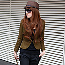 2011Asian trend Jacket with button details A61