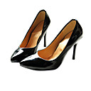 Leatherette Patent Upper Stiletto Heel Pumps Wedding/ Party Shoes.More Colors Available