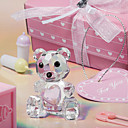 Crystal Teddy Bear Keepsake For Baby