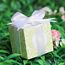 Sage Fields Print Favor Box (Set of 12)