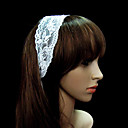 Gorgeous Lace With Rhinestones Wedding Bridal Headpiece/Hair Band