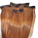 20 Inch Clip In 100% Human Hair Extension 4Pcs