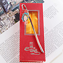 Chinese Opera Female Mask Bookmark