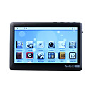 SIGO - 4,3 polegadas touch screen media player (8gb, 720p, preto / branco)