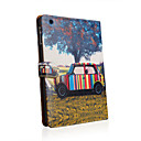 Leather Protective Case For iPad2-Tree