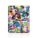 A Bathing Ape Hard Shell Case For iPad2-Colorful