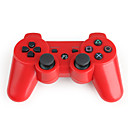 Comando Sem Fios DualShock 3 para PS3 (Vermelho)