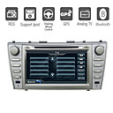 8 Inch Car DVD Player For Toyota with GPS TV Bluetooth RDS