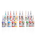 High Quality 20 Color Tattoo Ink Set 20 x 5 mL