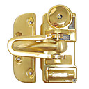 Wireless U-buckle Door Lock with 90dB Magnet Alarm