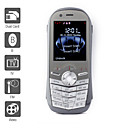 SPORTS CAR - Bar Telefoon,  Dual SIM,  2.0 Inch,  Java,  FM,  TV