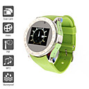 S60 - Dual SIM 1.2 Inch Watch Cell Phone (FM, MP3 MP4 Player)