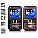 Triple SIM 2.0 Inch Qwerty Keyboard Cell Phone (Dual Camera, TV, Quadband)