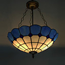 40W Antique Inspired Pendant Light - Umbrella Featured