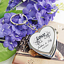 Personalized Stainless Steel Compact – Pure Love