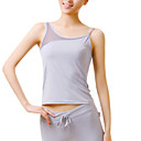 Dacewear Lycra Practice Sleeveless Yoga&amp;Dance Sneakers Tops For Ladies